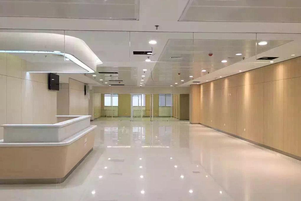 医院墙面应用案例2