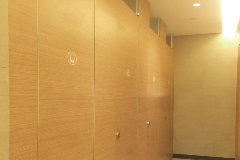 厕所隔断8